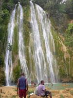 Водопад Эль-Лимон, п-ов Самана
